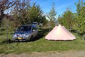 Ain Jaca Camping
