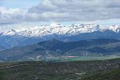Uitzicht vanaf Beniés