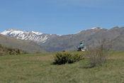 Mooi plekje op de Col de Espina