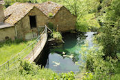 Oude watermolen