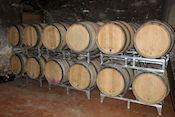 Wijnkelder van Domaine Bessons