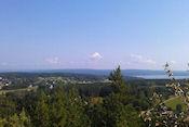 Uitzichtpunt bij Glava