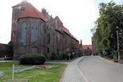 Kerk in Ketrzyn