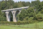 Viaducten bij Stanczyki