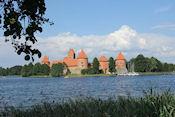 Peninsular Castle, Trakai