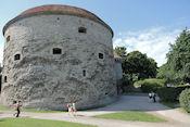 Verdedigingstoren Dikke Margareta in Tallinn