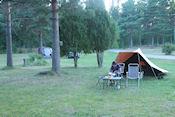 Camping Färnebofjärden