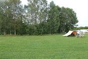 Camping Ångår bij Hilletorp