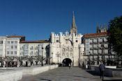 Stadspoort Burgos