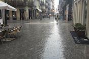 Regen in Porto