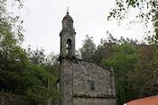 Kerkje in San Xusto