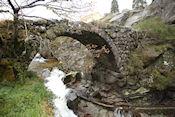 Oude brug bij Casto Laboreiro
