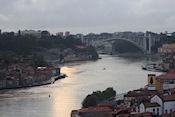 Porto met brug