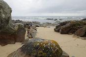 Langs de kust bij Caminha