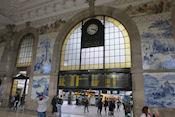 Stationshal van Porto