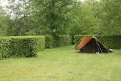 Camping Chateau Eymet in Eymet